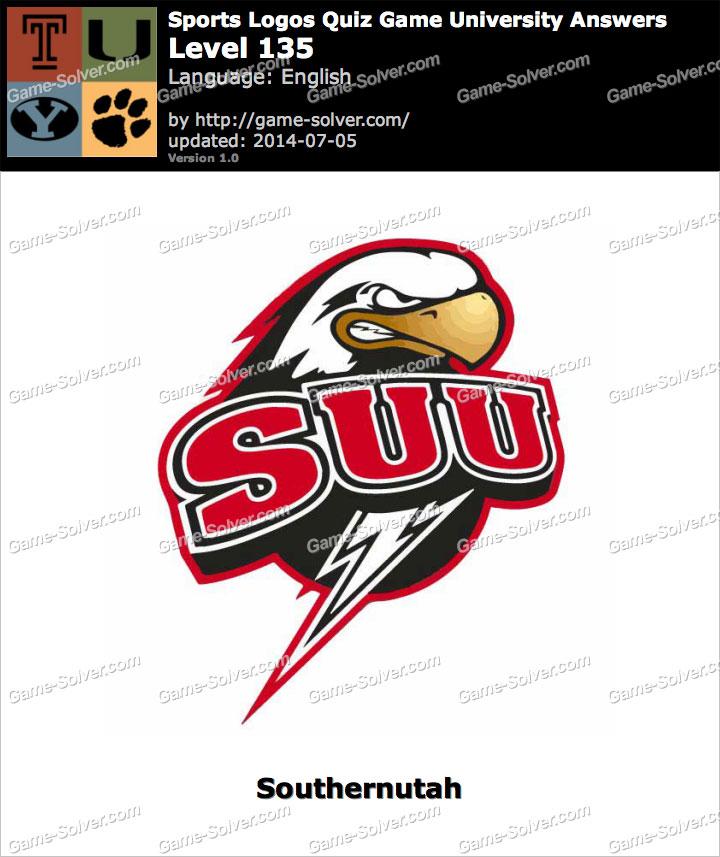 sports logos quiz game university level 135 game solver