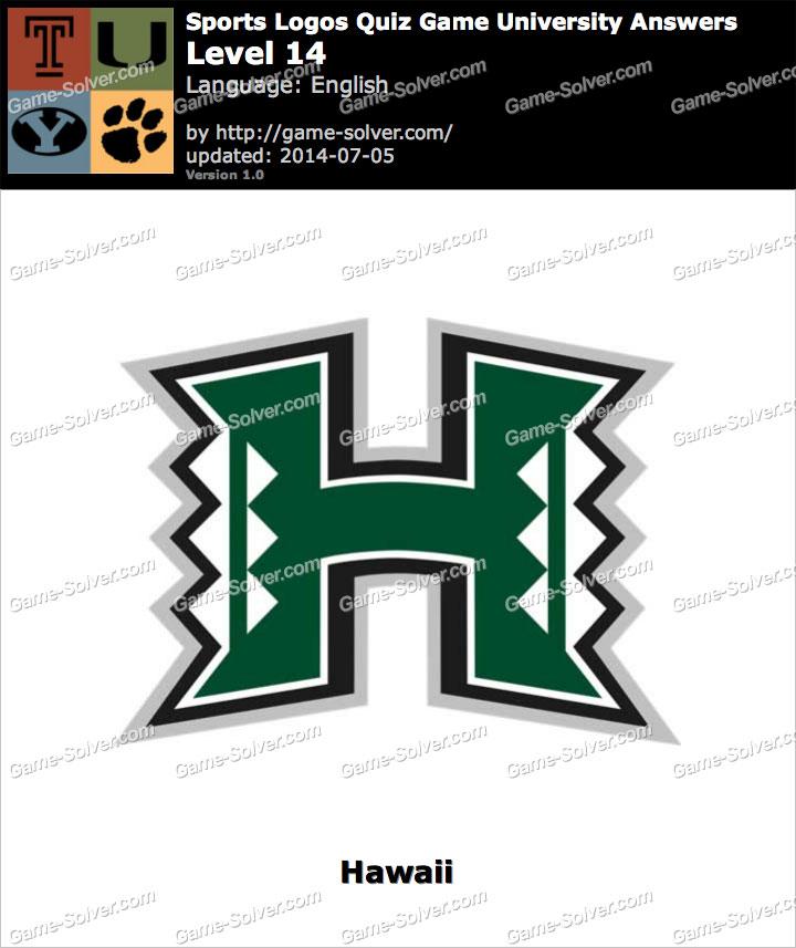 sports logos quiz game university level 14 game solver