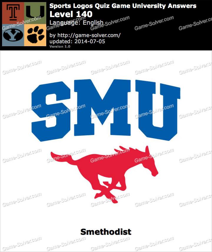 sports logos quiz game university level 140 game solver