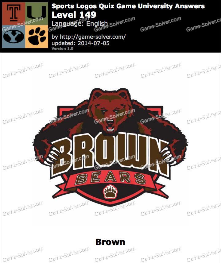 Sport logo quiz game answers