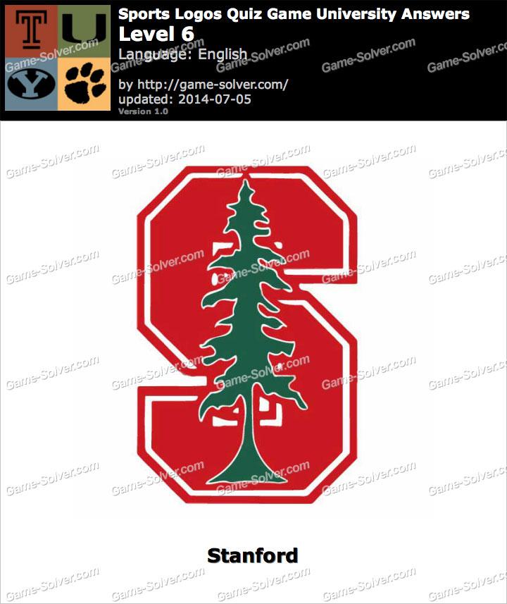 sports logos quiz game university level 6 game solver