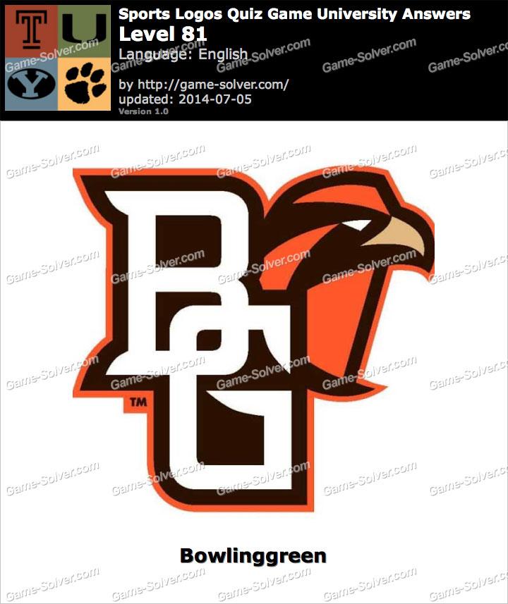 sports logos quiz game university level 81 game solver