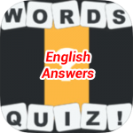 Words Quiz Answers English