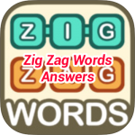 Zig Zag Words Answers