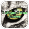 1 Glimpse 1 Word Answers