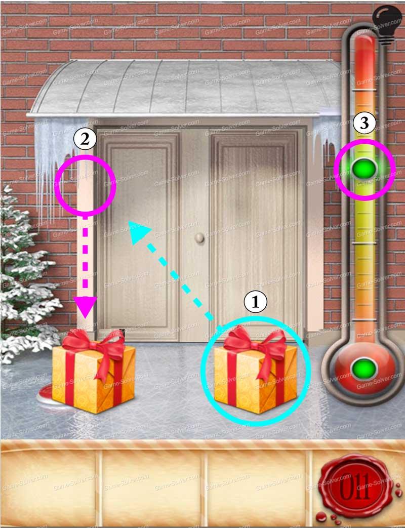 100 doors seasons part 1 level 11 game solver for 100 doors door 11 walkthrough