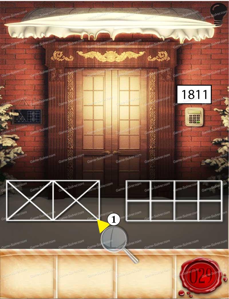 100 doors seasons part 1 level 29 game solver for 100 doors door 11 walkthrough