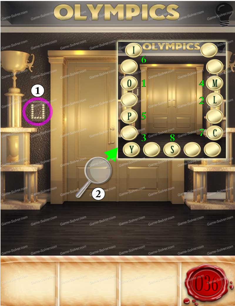 100 Doors Seasons - Part 1 Level 36 & 100 Doors Seasons u2013 Part 1 Level 36 - Game Solver