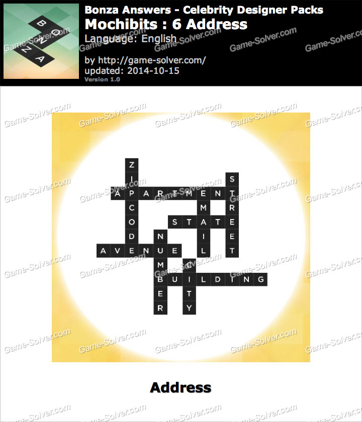 Bonza answers classic puzzle pack bonza answers cheats solution for