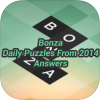 Bonza Answers Daily Puzzles From 2014