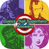 Guess That Superhero Answers