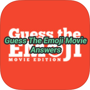 Guess The Emoji Movie Answers Game Solver