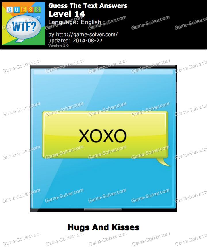 Texting xoxo