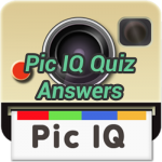 Pic IQ Quiz Answers