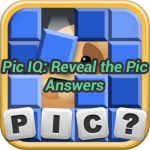 Pic IQ Reveal the Pic Answers