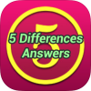 5 Differences Answers