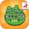 Bad Piggies When Pig Fly Walkthrough