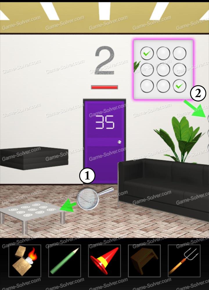 dooors 58 works iphone walkthrough