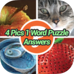 4 Pics 1 Word Puzzle Answers