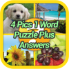 4 Pics 1 Word Puzzle Plus Answers