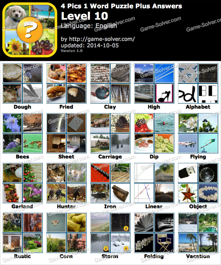 pics 1 word 7 letters solver all solved 4 pics 1 word puzzle plus level 10 solver 4