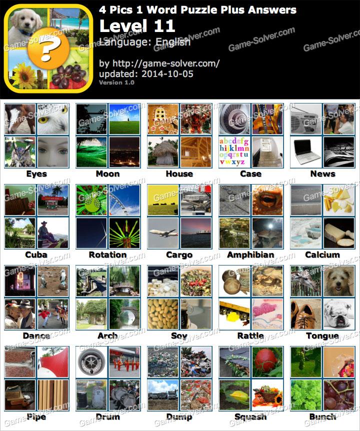4 Pics 1 Word Puzzle Plus Level 11 Answers 1 20 4 Pics 1 | Tattoo Design Bild
