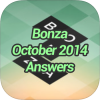 Bonza October Answers