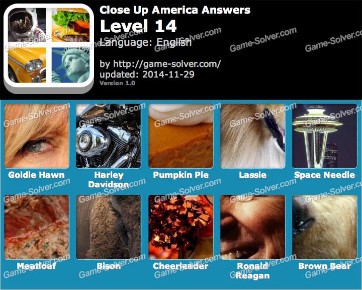 usa close ups