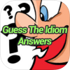 Guess The Idiom Answers