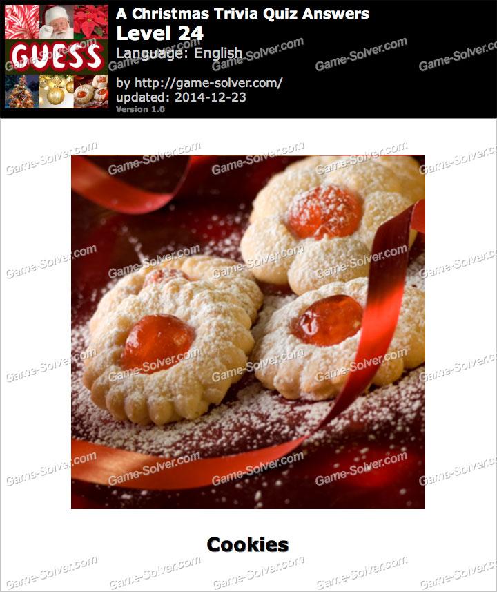 Logo Quiz Level 24 Answers a Christmas Trivia Quiz Level 24