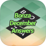 Bonza December Answers