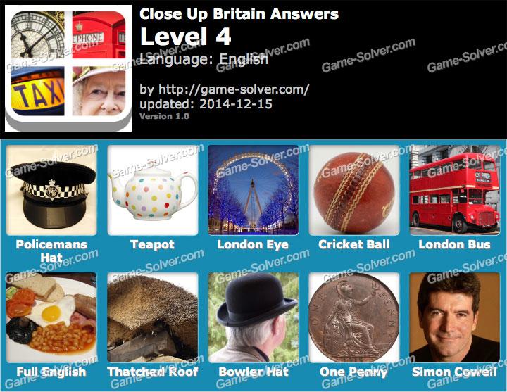 Level pics up 12 close answers