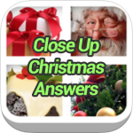 Close Up Christmas Answers