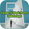 Escape 10 Magic Rooms Walkthrough