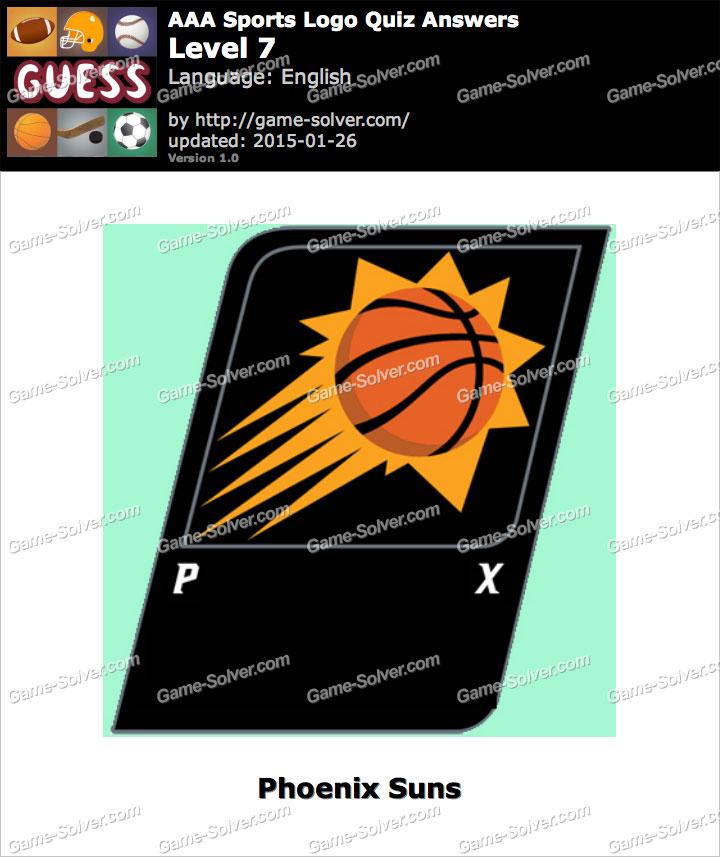 Logo Quiz Level 24 Answers Aaa Sports Logo Quiz Level 7