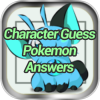 Character Guess Pokemon Answers