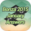 Bonza 2015 January Answers