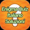 Enigma Quiz Italiano Soluzioni