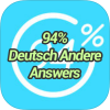 94 % Deutsch Andere Answers