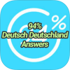 94 % Deutsch Deutschland Answers