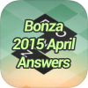Bonza 2015 April Answers