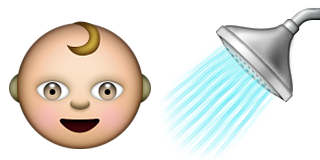 Guess Up Emoji Baby Shower - Game Solver