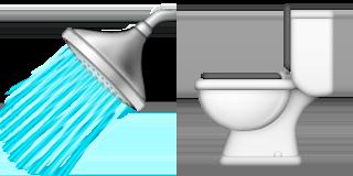Bathroom Emoji