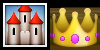 Guess Up Emoji Castle Game Solver