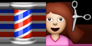 Guess Up Emoji Haircut - Game Solver