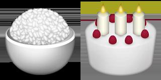 Birthday Cake Emoji Transparent Www Picsbud Com