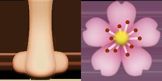 List of synonyms and antonyms of the word iphone flower emoji rose emoji u 1f339 mightylinksfo Images