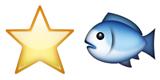 Guess Up Emoji Star Fish - Game Solver