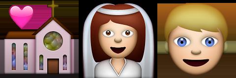 Guess Up Emoji Wedding Game Solver