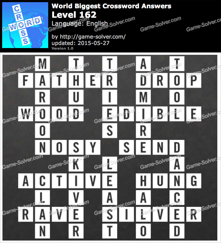 Answers To Crossword Clues  113cellacom